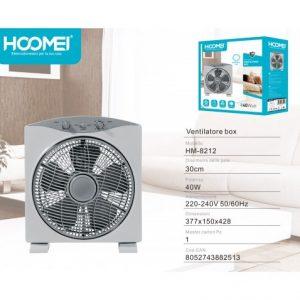 Hoomei ventilator box HM 8212