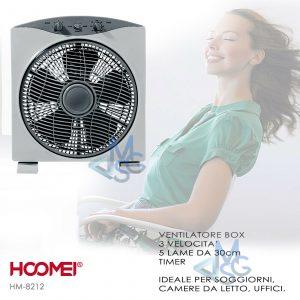 Hoomei box fan hm-8212